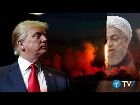 U.S. withdrawal from the JCPOA - Jerusalem Studio 332