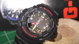 Обзор Часы Casio G-Shock G-100-1BMJF