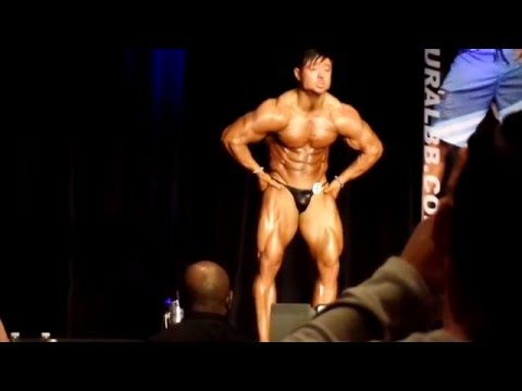 2016 WNBF Washington State Pugent Sound Pro/AM Matt Ogus Posing Routine