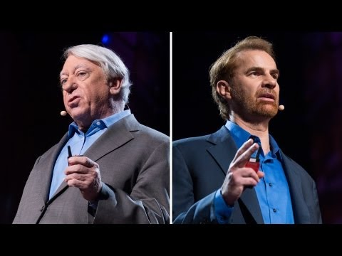 Robert Gordon, Erik Brynjolfsson debate the future of work at TED2013