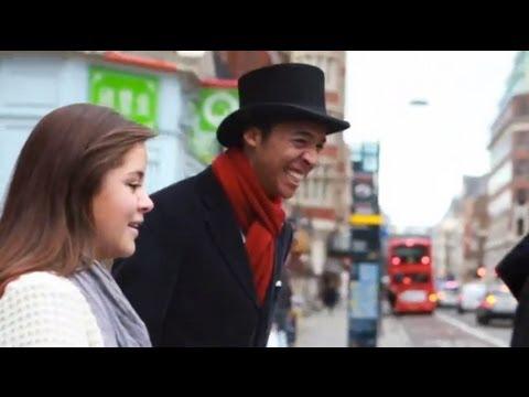 London Theatre Tour Jordan Buys a Cane