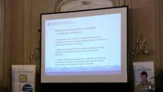 Speciation 2010: Kerstin Johannesson - Parallel evolution of Littorina saxatilis