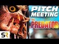 The Predator Pitch Meeting