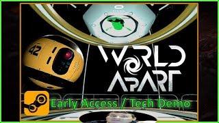 World Apart - Trailer,  Steam Early Access / Tech Demo