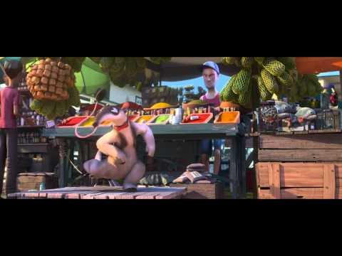 【電影預告】里約大冒險2 (Rio 2, 2014) (正體中文字幕) #1