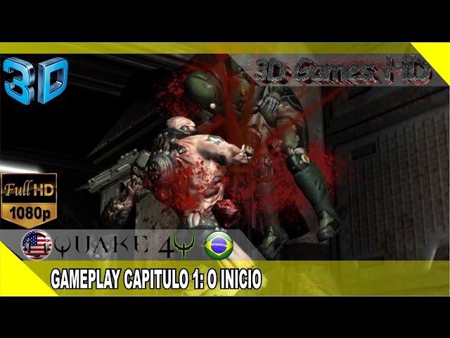 26:20  3D Quake 4: Gameplay Campanha - O Inicio | Half-SBS 1080p