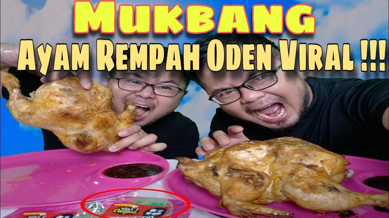 Mukbang Ayam Panggang Oden