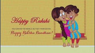 RAKHI SPECIAL STATUS 2020/RAKSHABANDHAN WHATSAPP STATUS/BRO-SIS LOVE/#rakhistatus