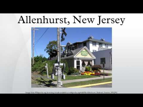 Allenhurst, New Jersey
