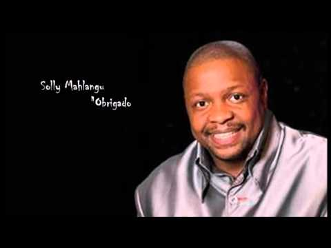 Solly Mahlangu - Obrigado Full Album [Live CD]