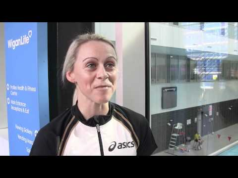 Jenny Meadows Olympics Interview