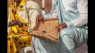 Traditional Burundi inanga music (edited)