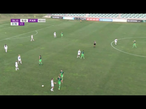 2019 FIFA Women's World Cup Qualifier SLOVENIA - FAROE ISLANDS