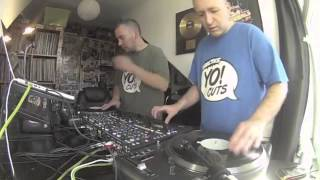 Ritchie Ruftone + DJ Woody - Practice Yo Cuts Vol2 - more scratch clips