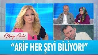 """""""Arif her şeyi biliyor!"""" - Müge Anlı İle Tatlı Sert 10 Mayıs 2018"""