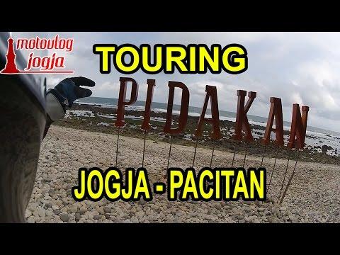 #36 Touring Jogja Pacitan (Pantai Pidakan) - feat. Honda Beat Bulu Lentik