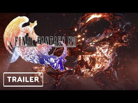 Final Fantasy 16 - Official Reveal Trailer | PS5 Showcase