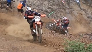 Erzbergrodeo 2015 - Red Bull Hare Scramble - Exclusive scenes with TOP RIDERS