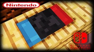 Minecraft - How To Make A Nintendo Switch