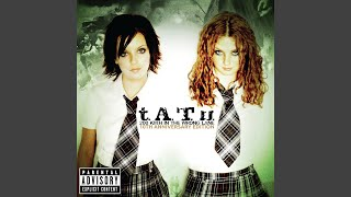 t.A.T.u. - All The Things She Said (Fernando Garibay Remix)