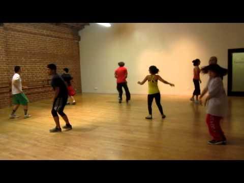 2012.09.13 Peppa's Top Rocking Class @ Your Neighborhood Dance Studio