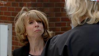 Coronation Street - Gail & Eileen Fight