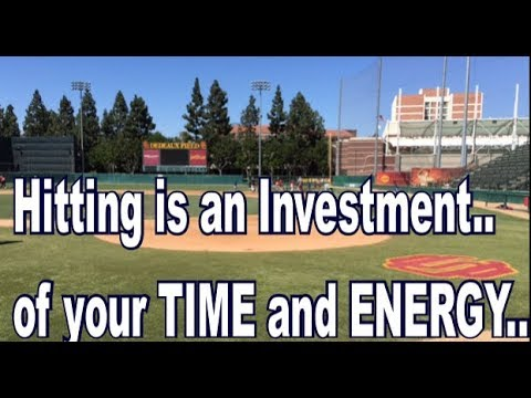 Hitting is an INVESTMENT of your Time and Energy, What's Trending?