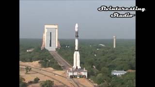 India's Geosynchronous Satellite Launch Vehicle/preperation and launch