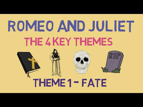 'Fate' in Romeo and Juliet: Key Quotes \u0026 Analysis