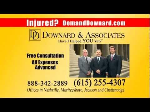 Demand Downard Nashville Personal Injury Attorneys