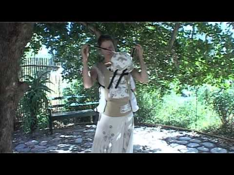African Baby Carrier - instuctions