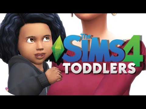 THE SIMS 4 // FREE JANUARY UPDATE — TODDLERS ARE HERE + OVERVIEW / THOUGHTS!