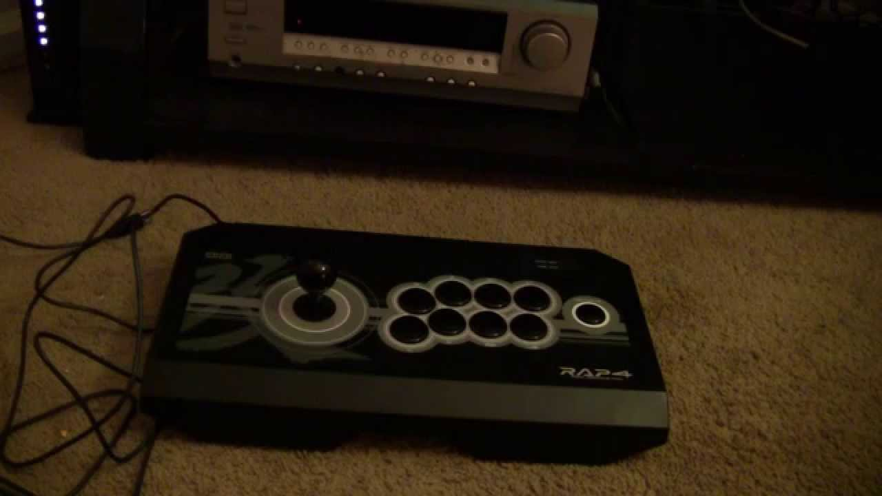 Hori RAP 4 vs. MadCatz TE Line: Which is the better ...