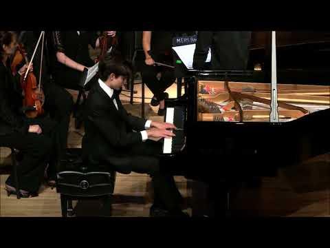 CHOPIN, Piano Concerto No. 2 in F minor, Op. 21, I. Maestoso