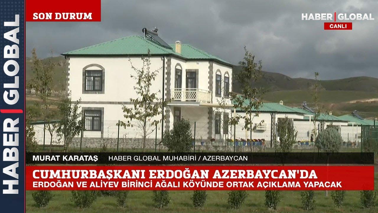 Erdoğan ve Aliyev'den Dikkat Çeken Ziyaret!