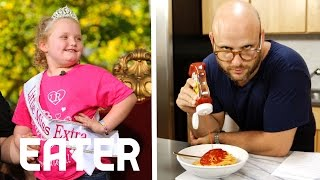 Honey Boo Boo's 'Sketti' Recipe, Attempted by Real Chef Daniel Holzman