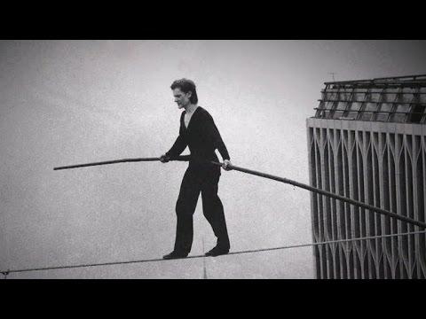 """High wire movie: """"The Walk"""""""