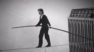 "High wire movie: ""The Walk"""