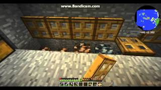 Minecraft Hexxit part 2 of ep 1