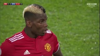 Paul Pogba vs Stoke City (Home) 17-18 HD - English Commentary thumbnail