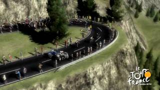 Pro Cycling Manager - PC - Tour de France 2010 Special official video game preview trailer HD
