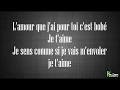 Download Mr LEO feat HIRO - Je t'aime [Paroles - Lyrics] MP3 song and Music Video