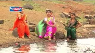Kanbai Geete Aa Sawan Mahina Khandeshi Song | Latest Indian Regional Marathi Folk Music