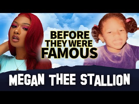 Megan Thee Stallion | Before They Were Famous | Big Ole Freak Houston Rapper