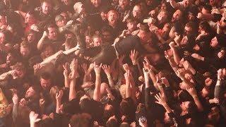 Dillinger Escape Plan – 2nd of Final 3 Shows – Prancer (Live 12/28/17 @ Terminal 5 NYC)