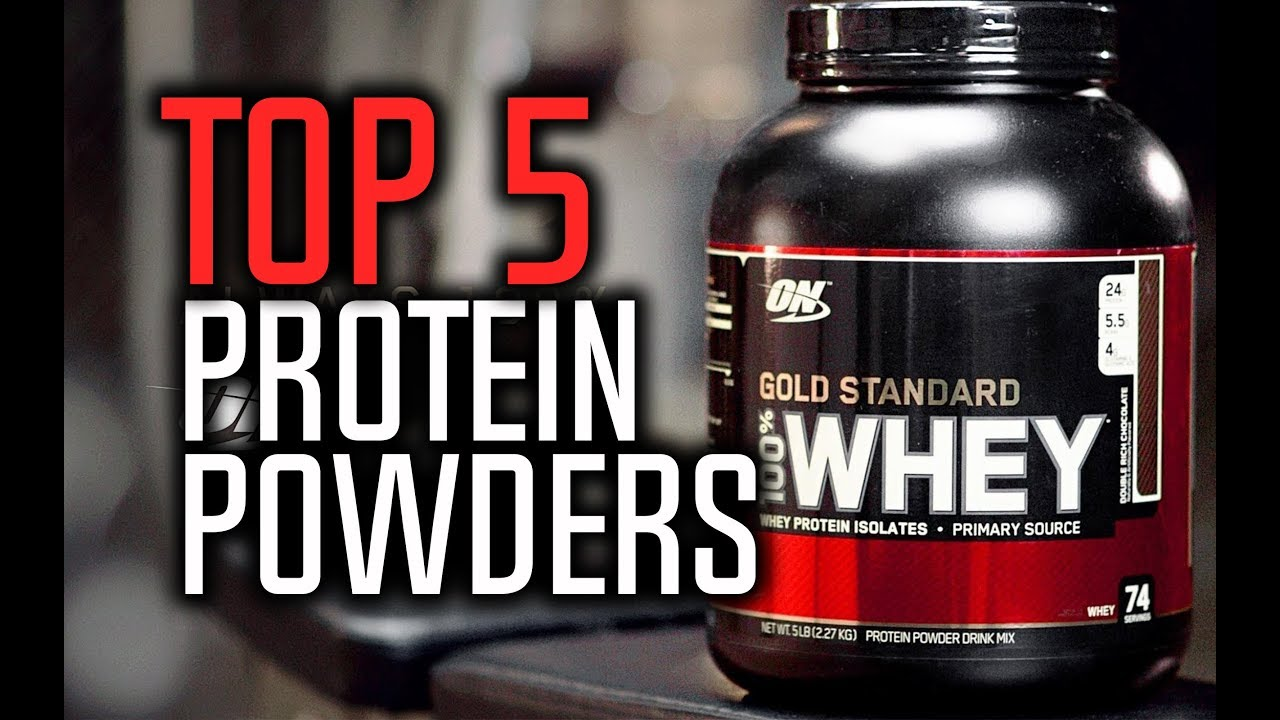 Best Protein Powders In 2018 Gain Muscle Lose Fat