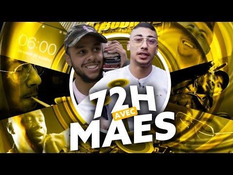72h avec Maes : 'Pure' en EXCLU à Marseille, Lille & Paris !