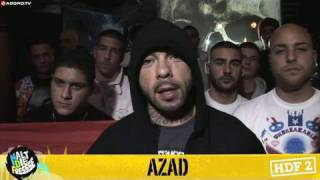 AZAD HALT DIE FRESSE 02 NR. 43 (OFFICIAL HD VERSION AGGROTV)