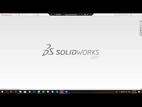 Thêm thư viện Weld trong Solidworks(Add library Weldment in Solidworks )
