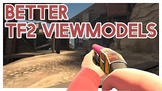 Minimized-Viewmodel Problems and Viewmodel Offsets - TF2